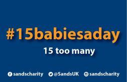15 babies business card